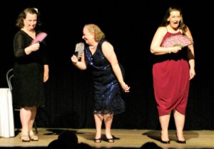 A Chap, Three Divas and a Piano
